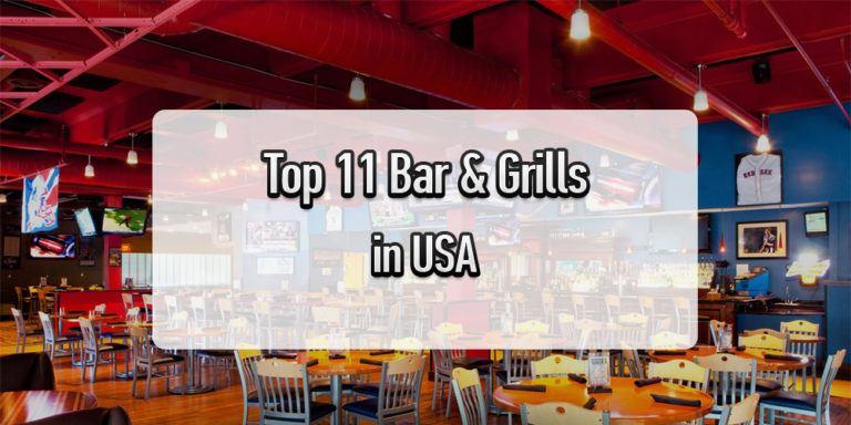 best bar grills usa