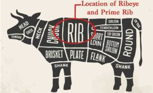 Ribeye-location