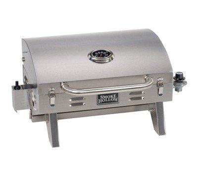 Portable Tabletop Gas Grill Soke Hollow 205