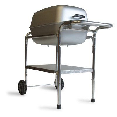 The Original PK Grill & Smoker, Classic Silver
