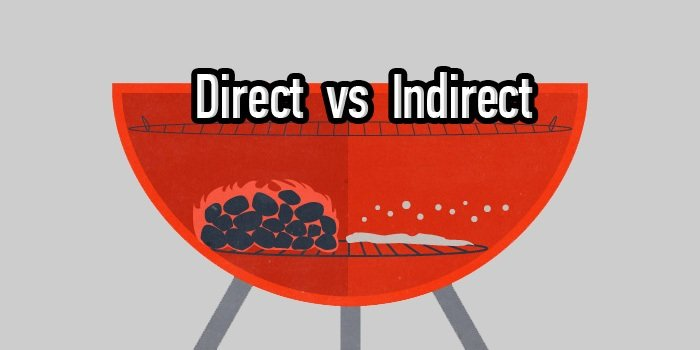 Direct Vs Indirect Heating Grill What S The Difference