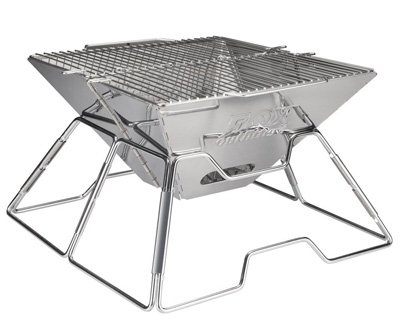 Quick Grill Medium Original Folding Charcoal BBQ Grill