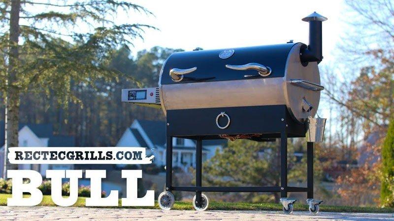 new rec tec grill