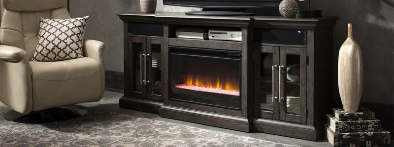 picking electric fireplaces