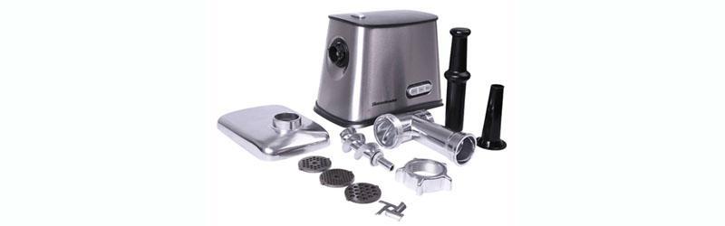 clean meat grinder