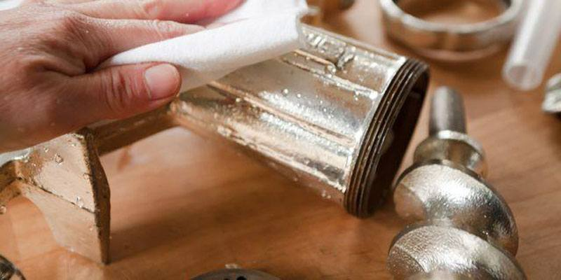 cleaning meat grinder