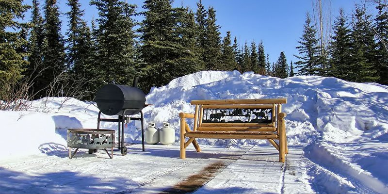 cold weather smoking meat tips