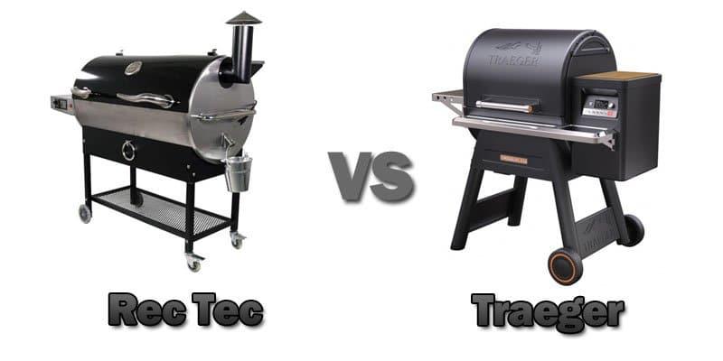 Rec Tec vs Traeger – Comparison | Exchange Bar and Grill