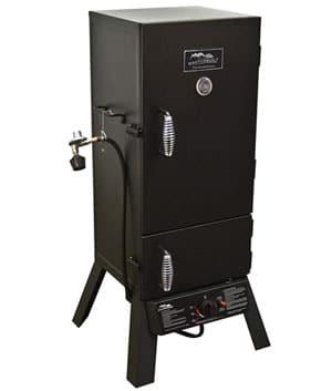 masterbuilt 30 inch propane smoker