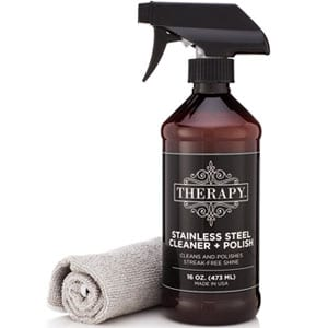 Therapy Premium Stainless Steel Cleaner & Polish