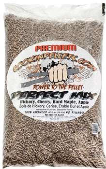 CookinPellets Perfect Mix