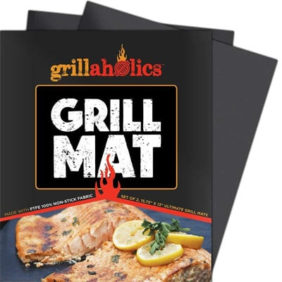 Grillaholics Heavy Duty Grill Mat