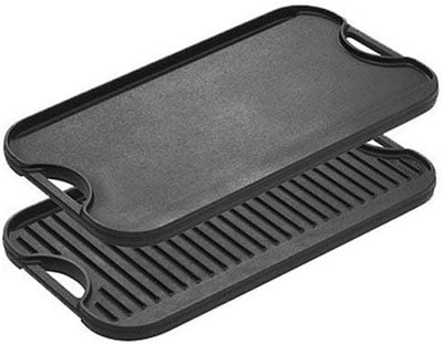 Lodge LPGI3 Pro-Grid Cast Iron