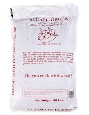 RecTec Grills Ultimate Blend Pellets