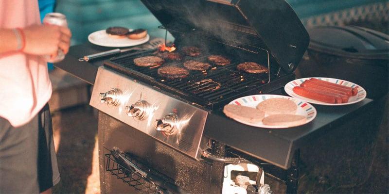 propane grills