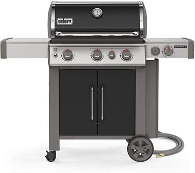 weber genesis II E-335 natural gas grill