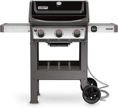 weber spirit II E-310 natural gas