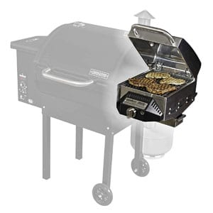 camp chef smoker box