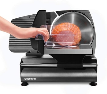 Chefman Die-Cast Meatl Slicer