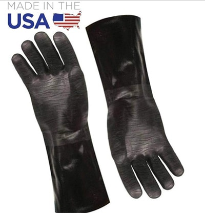 The Pit Glove Waterproof BBQ Gloves