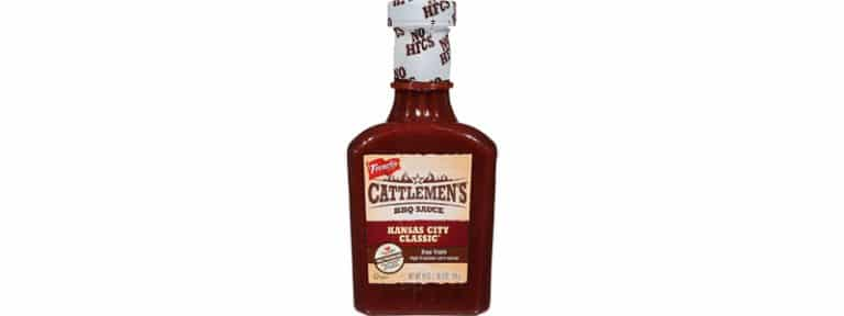 Cattlemen's Classic Barbecue Sauce review