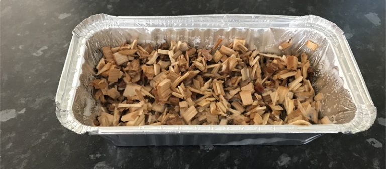best wood for smoking brisket