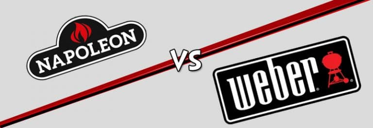 napoleon vs weber grills